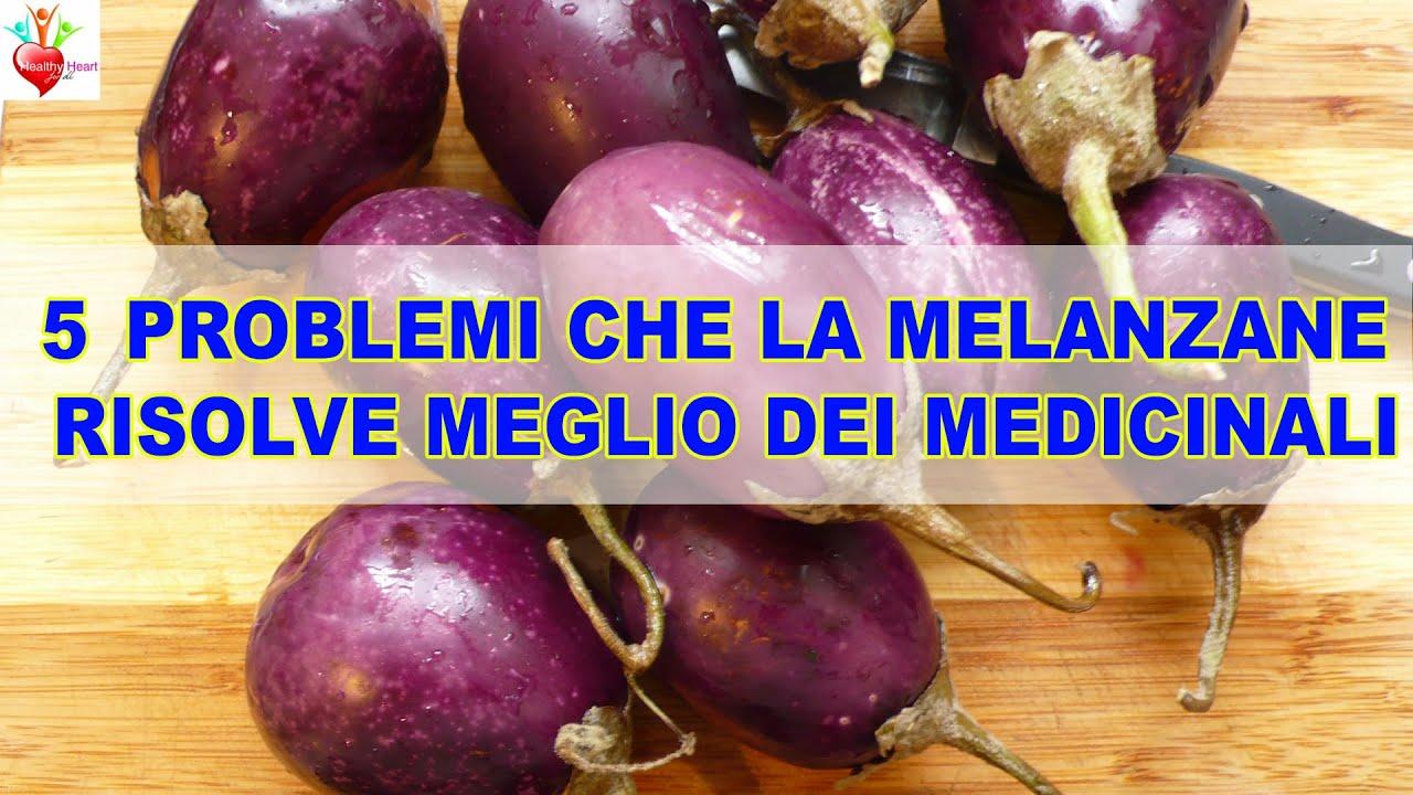 5 problemi che la melanzane risolve meglio dei medicinali - Manuale Sulla Salute