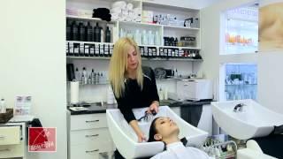 видео Пирофорез волос