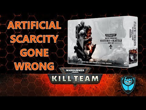 Games Workshop Does Artificial Scarcity WRONG