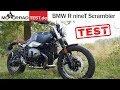 BMW R nineT Scrambler   TEST (deutsch)