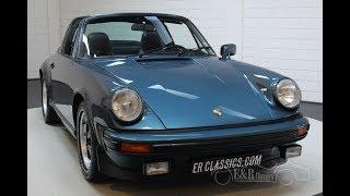 Porsche 911 SC 3.0 Targa 1978 -VIDEO- www.ERclassics.com