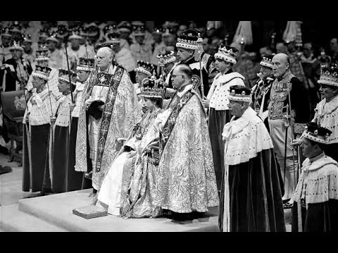 English and The British Monarchy