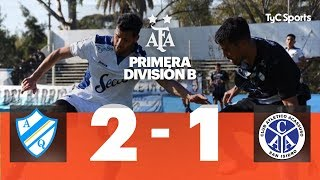 Argentino (Q) 2 VS. Acassuso 1 | Fecha 8 | Primera División B 2019/2020