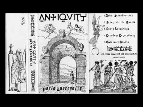 Antiquity - Porta Lavernalis (2012) (Dungeon Synth)