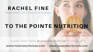 Dancer health & nutrition: where will you start in 2020?