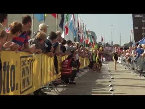Lotto Eredivisie Triathlon - Videoverslag van de finaledag in Almere
