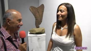 Repeat youtube video TG7 Basilicata Venosa Porta Coeli. Personale di Manuela Telesca
