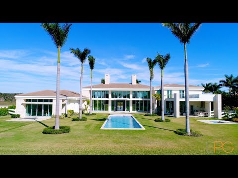 Modern New Construction Home in Southwest Ranches, FL -- Lifestyle Production Group