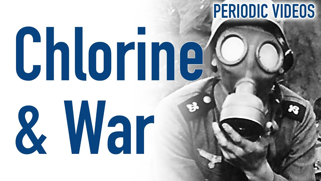 Chlorine and war periodic table of videos youtube youtube premium urtaz Images