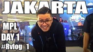 JAKARTA 1st TIME - Terjebak Di Bandara 4 Jam #RAHMADVLOG_1 (Rvlog)