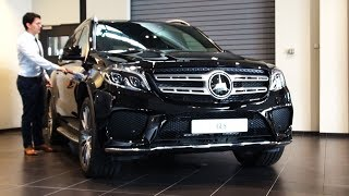 2017 Mercedes GLS 350d AMG 4MATIC Full Review - Interior Exterior Infotainment