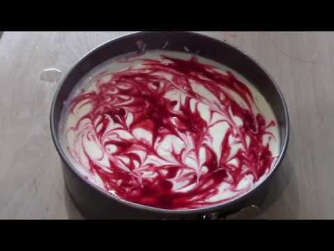 Slimming World | Raspberry & Lime Cheesecake
