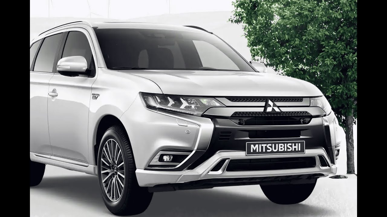2021 Mitsubishi Outlander Preview Youtube