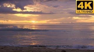 Amazing Thailand 💕 Perfect Sunset 4K   Sound of Ocean