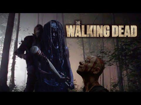 The Walking Dead 10x09 Trailer Alpha Vs MICHONNE