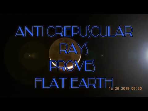 Anti Crepuscular Rays Proves Flat Earth thumbnail