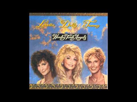 Dolly Parton, Loretta Lynn & Tammy Wynette - Silver Threads And Golden Needles