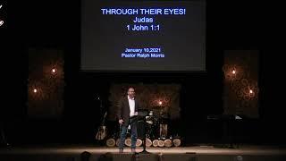 Through their eyes: Judas