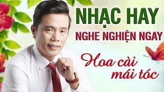 Hoa Cài Mái Tóc - LK Nhạc Vàng Bolero Cực Hay NGHE NGHIỆN NGAY 2018
