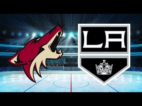 Arizona Coyotes vs Los Angeles Kings (0-6) – Feb. 3, 2018 | Game Highlights | NHL 2018