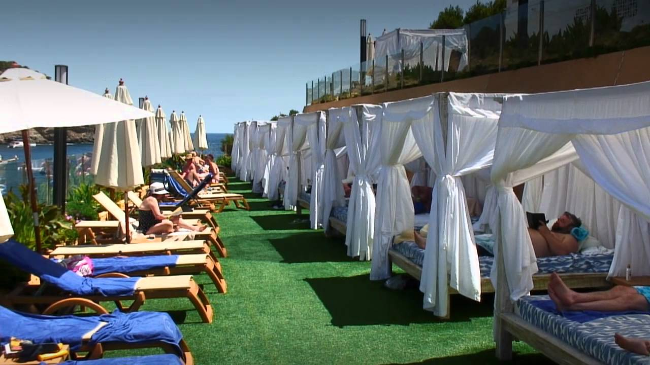 Hotels In San Antonio >> Fiesta Hotel Cala LLonga Ibiza - YouTube