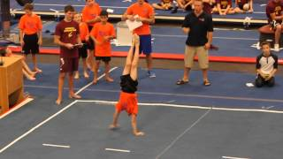 Joseph Strength Meet Walking Handstand