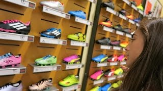 One of MoreAA9skillz VLOGS's most viewed videos: SHOPPING FOR NEW FOOTBALL BOOTS!