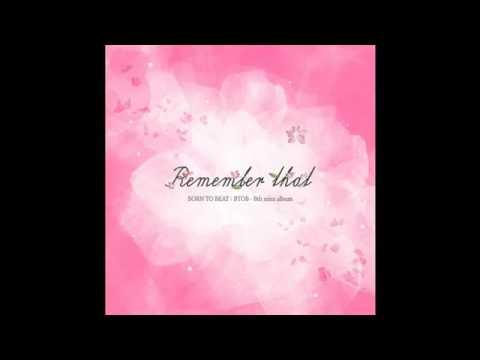 BTOB (비투비) - 8th Mini Album 'Remember That' [Full Album]