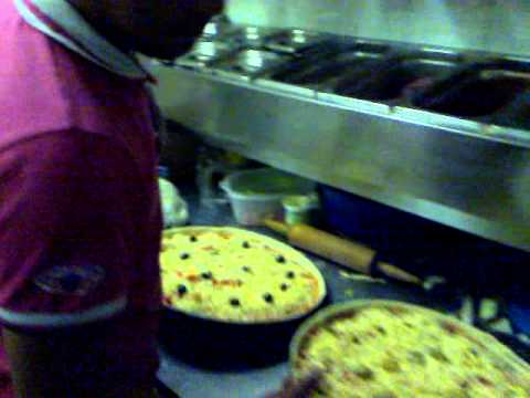 pizza-maker from sialkot @work in Germany/Mannheim 1/2
