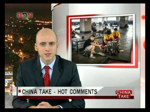 Near-perfect employment rate for vocational students  - China Take - Jun 23 ,2014 - BONTV China