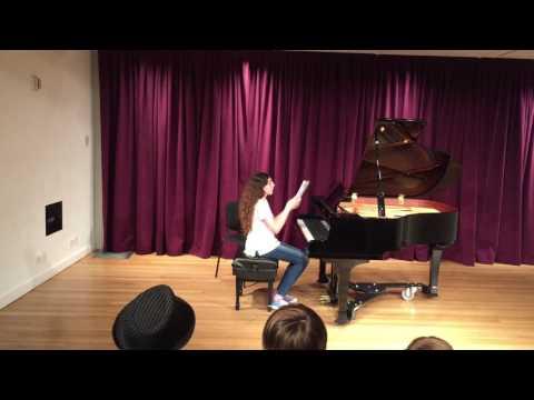 Mayas 2nd Public Piano Recital
