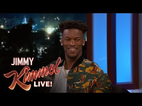 Jimmy Butler on His Gigantic Aquarium