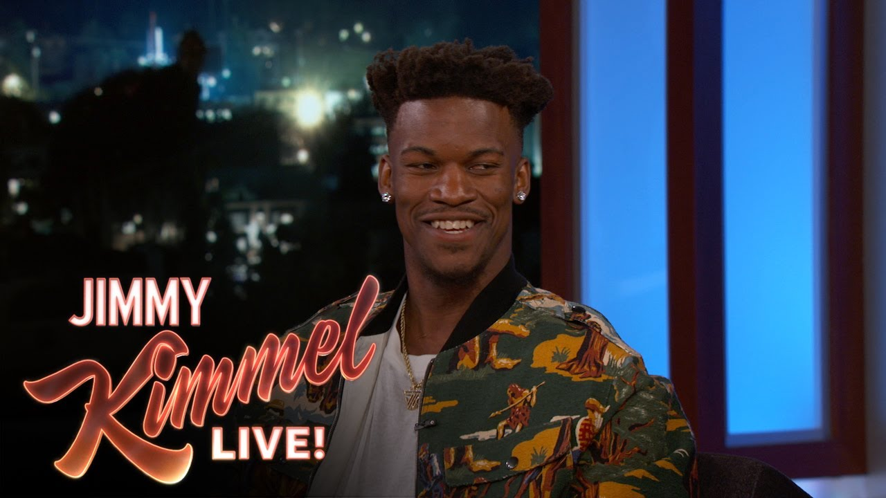 Everybody Loves Jimmy Butler