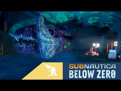 Subnautica: Below Zero update adds very large ice worms and new areas | PC Gamer