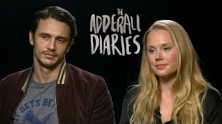 The Adderall Diaries Official Trailer & Cast and Director Q&A: James Franco & Pamela Romanowsky