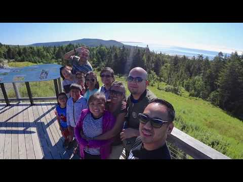 Canadian East Coast Road Trip 2017: Leg 2 - New Brunswick