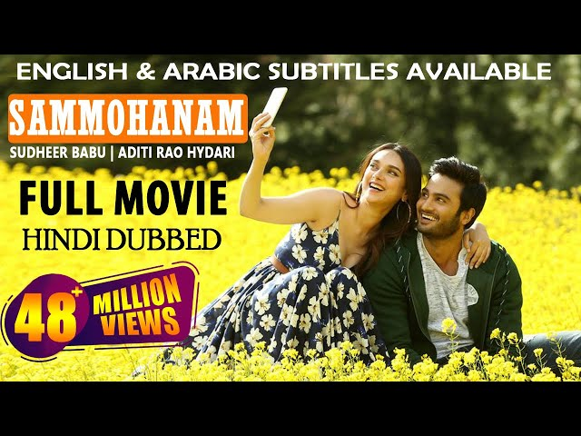 Sammohanam Full Movie 2019 Dubbed In Hindi With English Subtitles | Sudheer Babu, Aditi Rao Hydari