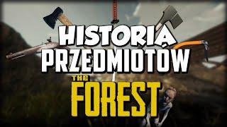 SKĄD wzięły się przedmioty z The Forest ?