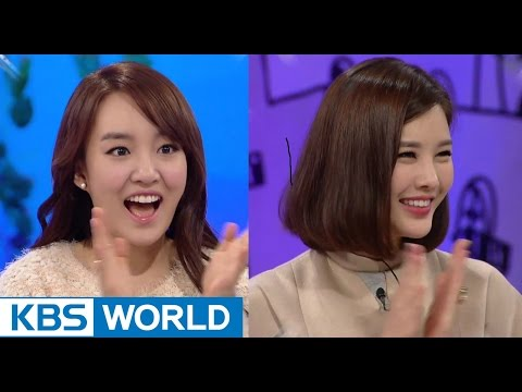 Hello Counselor - Younha, Park Eunji, Lee Byeongjin, & Mino! (2014.11.17)