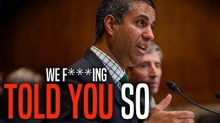 Ajit Pai Finally Admits Comment Fraud Plagued Net Neutrality Repeal Process thumbnail