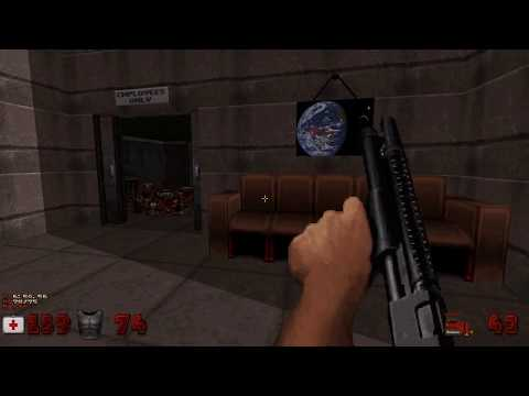 ADG Episode (Duke Nukem 3D Mod) (PC) (Come Get Some) Walkthrough