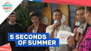 5 Seconds Of Summer Talks Transformation For Youngblood Album at KIIS FM's Wango Tango Video
