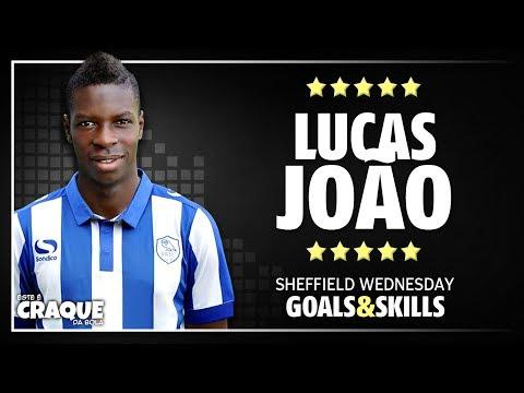 LUCAS JOÃO ● Sheffield Wednesday ● Goals & Skills