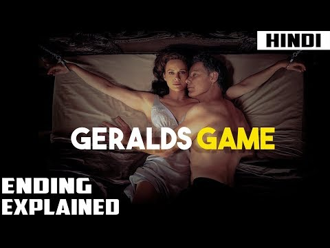 Gerald's Game (2017) Ending Explained In Hindi