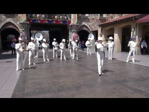 TDS Maritime Band (A Poor) 東京ディズニーシー・マリタイムバンド(A哀れ)