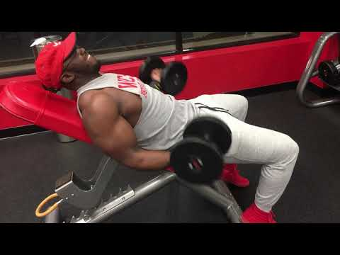 Complete Back & Biceps  workout  | Omeh Ewobor The King Of The Jungle | P.O.G APE