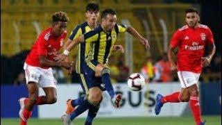 Fenerbahçe  Benfica Maç Özeti  (1-1)  |14.08.2018