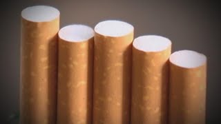 FDA announces tobacco crackdown