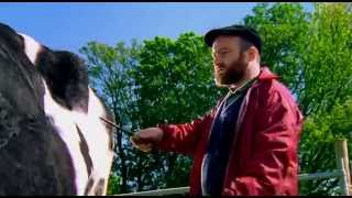Раздутая корова(Фрагмент фильма