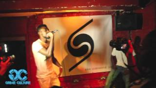 "Propane & Chany Perform ""War With Myself"" Live at Soundbwoy Ent ""FREEK"" Release Party"